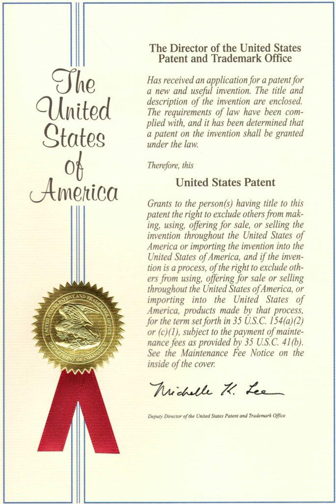 美國 生產 製程 專利