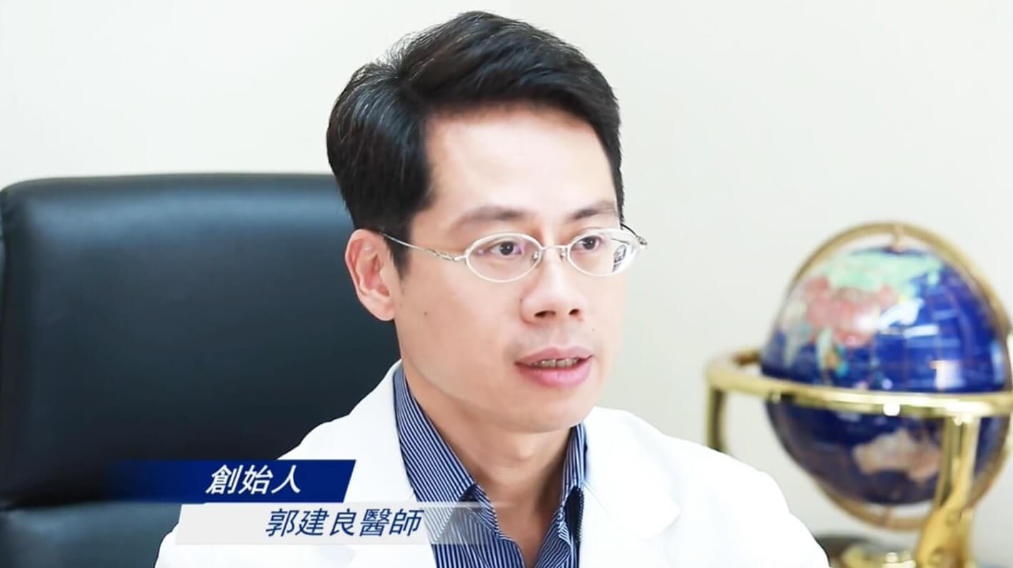 創辦人 郭建良 醫師 2